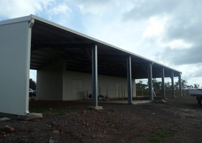Area Steel Sheds