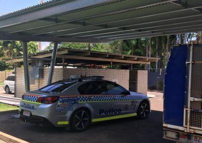 Police Verandah Roof