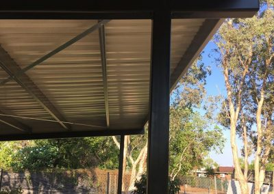 Home Verandah Roof